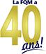 La FQM a 40 ans !