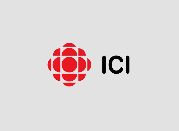 Logo ICI Radio-Canada