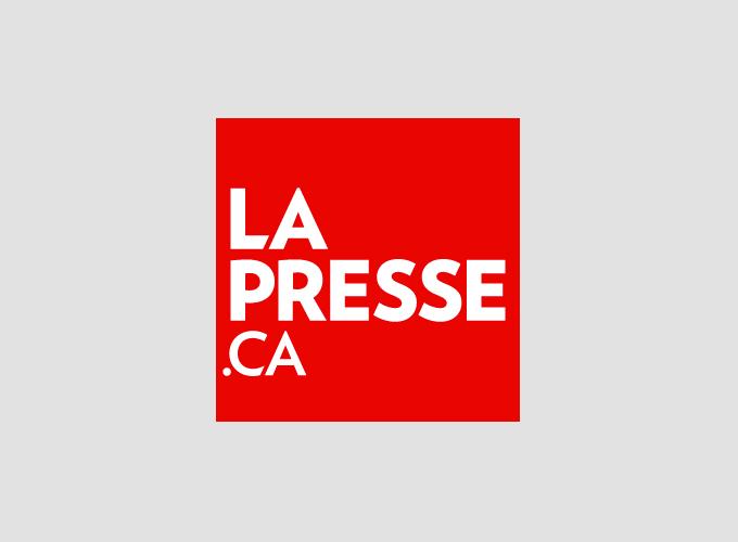 Logo La Presse.ca