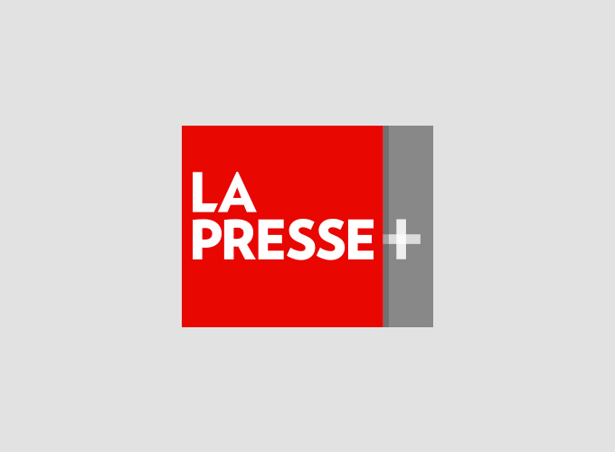 Logo La Presse+